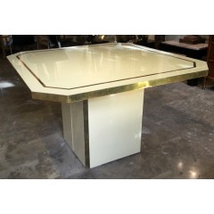 Jean Claude Mahey Dinning Table