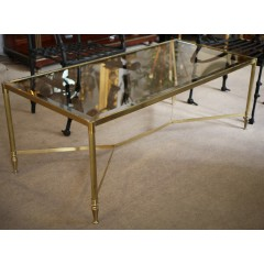 Brass table from The 70´s