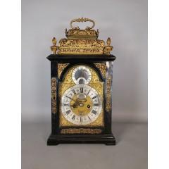 Reloj siglo XVI Daniel Quare