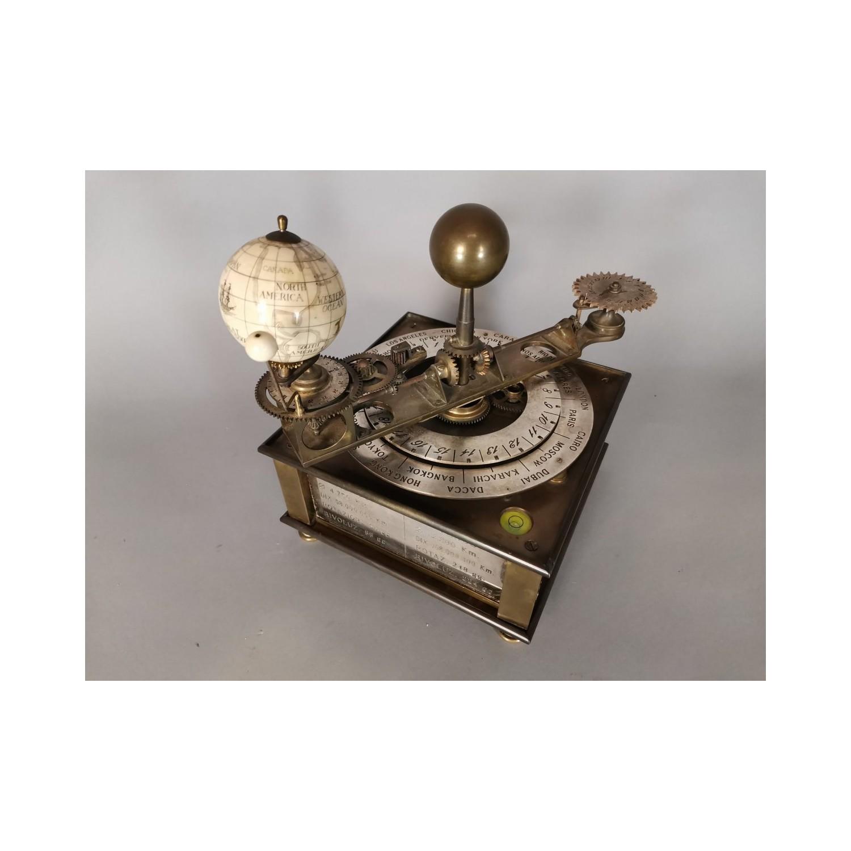 Planetario siglo XIX, Luigi Beccarelli