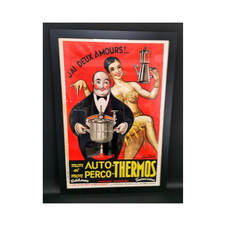 Gran póster Josephine Baker (1946)
